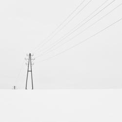 Winter silence, Czech Republic