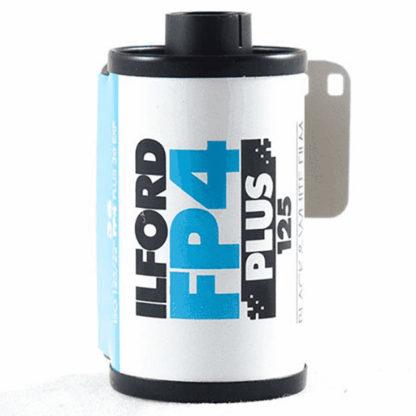 Ilford FP4 Plus 125
