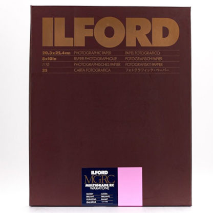 Ilford Multigrade RC Warmtone Gloss