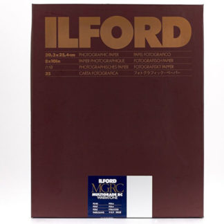 Ilford Multigrade RC Warmtone Pearl