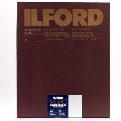 Ilford Multigrade RC Warmtone Pearl