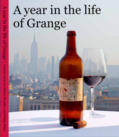 A Year in the life of Grange. The Book.
