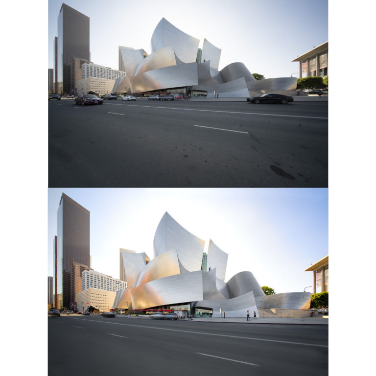 Gehry Disney Concert Hall